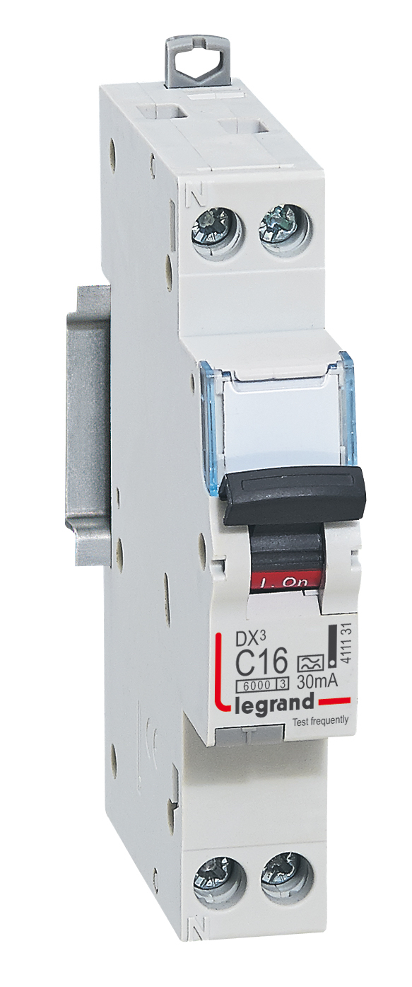 The wiring rules are changing, but Legrand\'s RCBO range