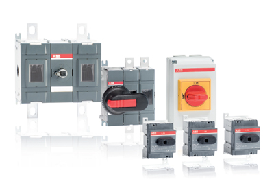 ABB supplies low voltage products to the solar industry