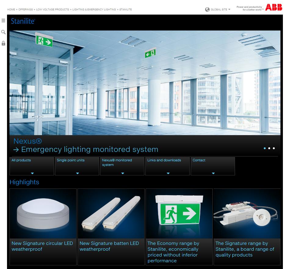 Abb Australia Amp New Zealand Launch New Stanilite