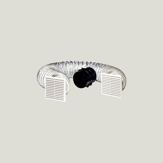 150mm inline exhaust fan