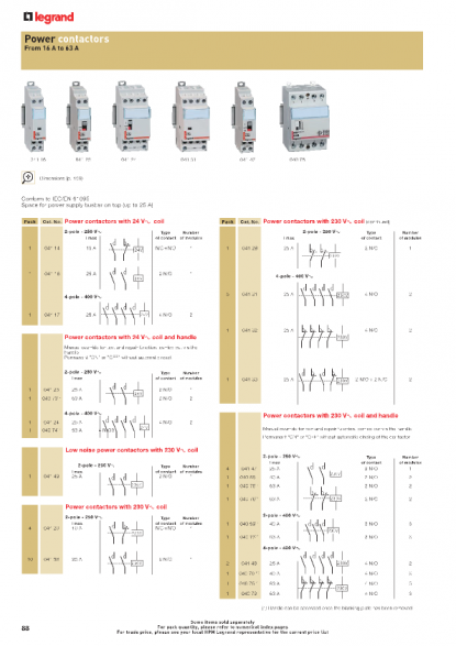 Legrand contactors voltimum australia asfbconference2016 Images