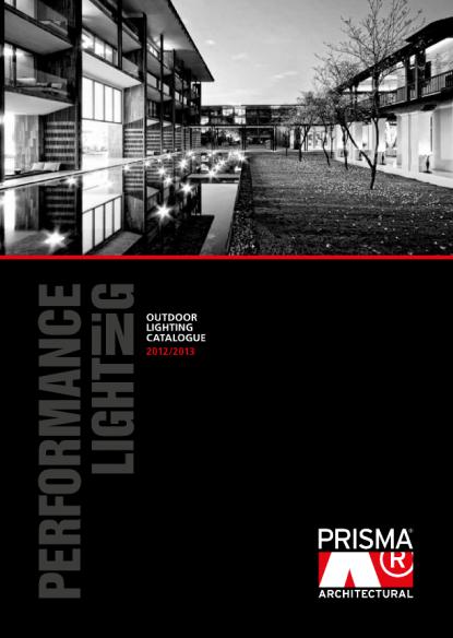 Prisma Architectural Full Catalogue